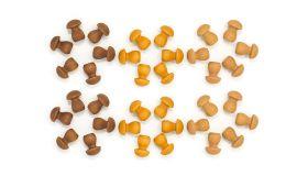 Grapat Houten Speelgoed Mandala Kleine Paddenstoel