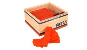 Kapla 40 Plankjes Oranje  Kapla 40 Plankjes Oranje
