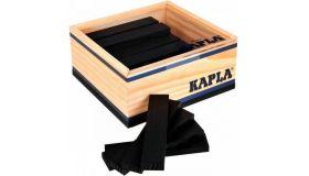 Kapla 40 Plankjes Zwart  Kapla 40 Plankjes Zwart