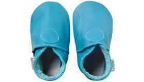 Bobux Babyslofjes Turquoise