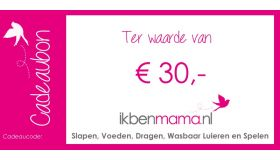 Digitale Cadeaubon €30,-