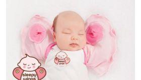 Sleepy Wings   Pink
