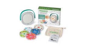 Timio interactieve educatieve audio - muziekspeler + 5 discs