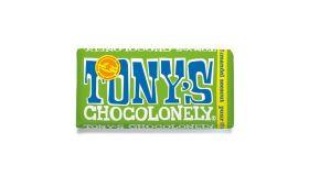 Tony Chocolonely  Pure chocolade amand zeezout