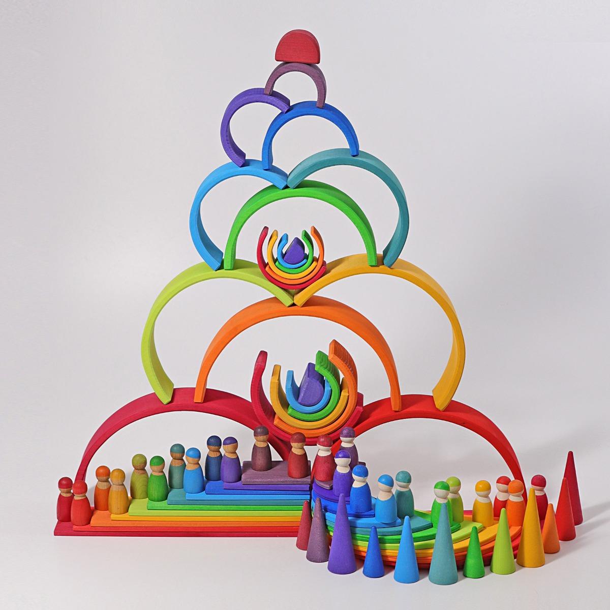 Grimms houten speelgoed